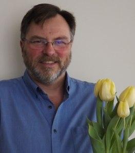 Ottawa horticulturist Tim Dyer